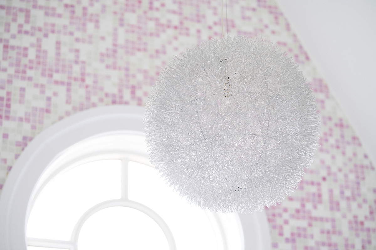 Westfield Pink Bathroom