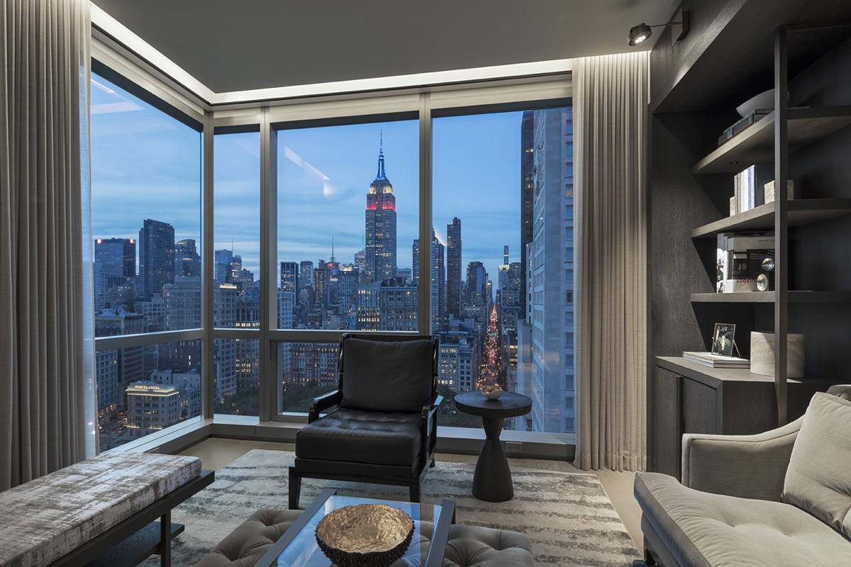 Apartment Worth the View