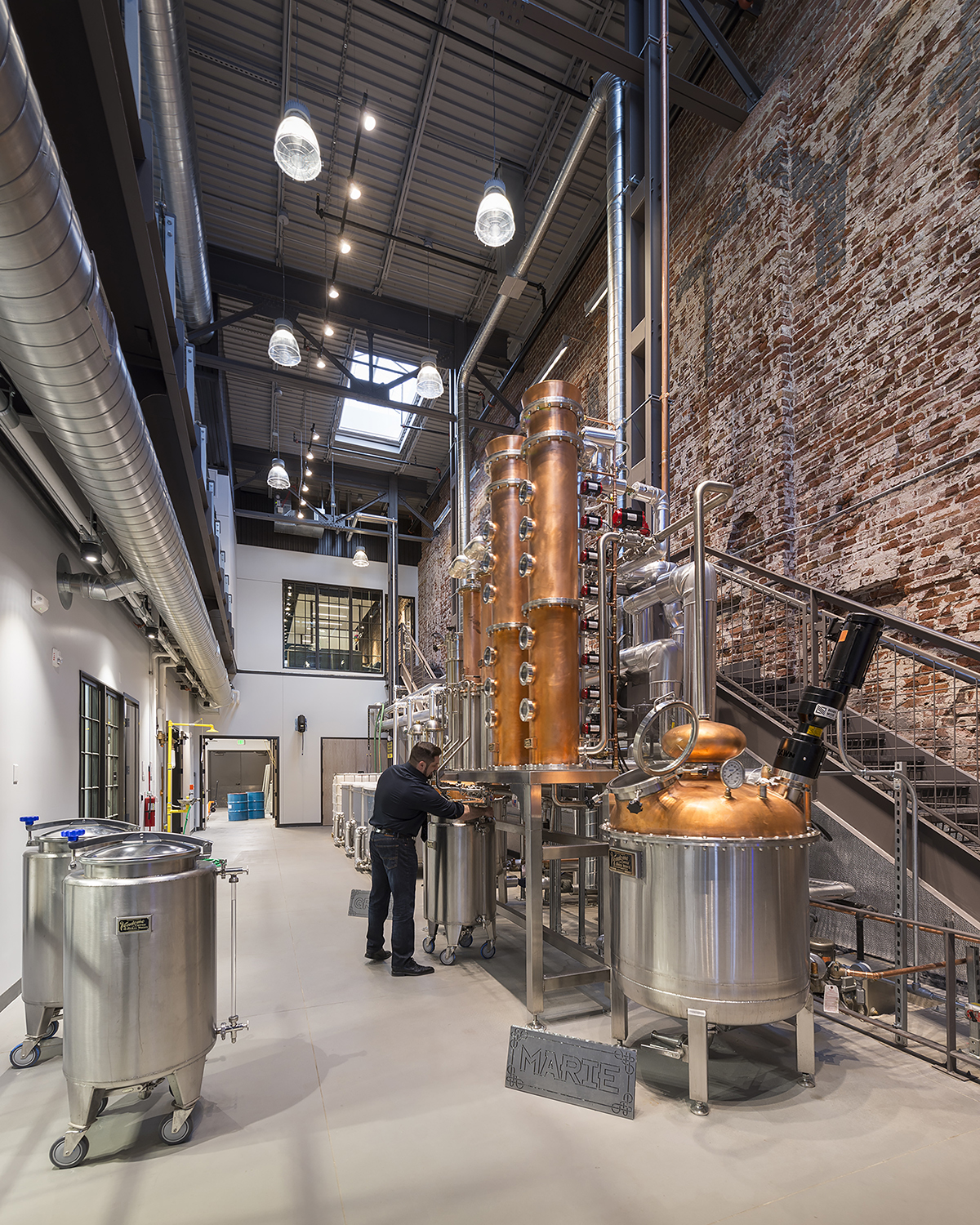 Archetype Distillery