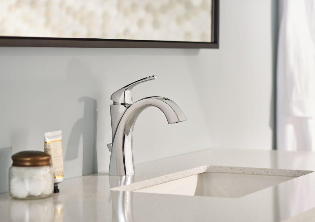 Transitional Bath Faucet Collection