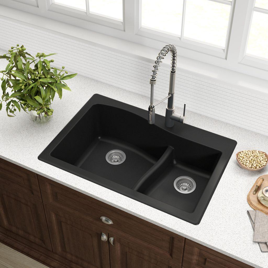 Full-Swivel Kitchen Faucet Line