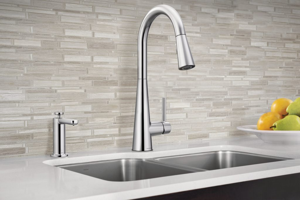 Sleek Kitchen Faucet
