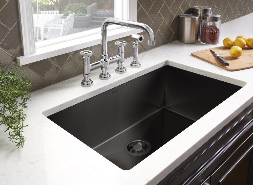Campo Bridge Kitchen Faucet