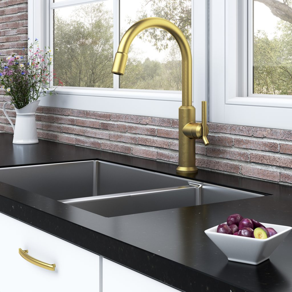 Kitchen Faucet Suites
