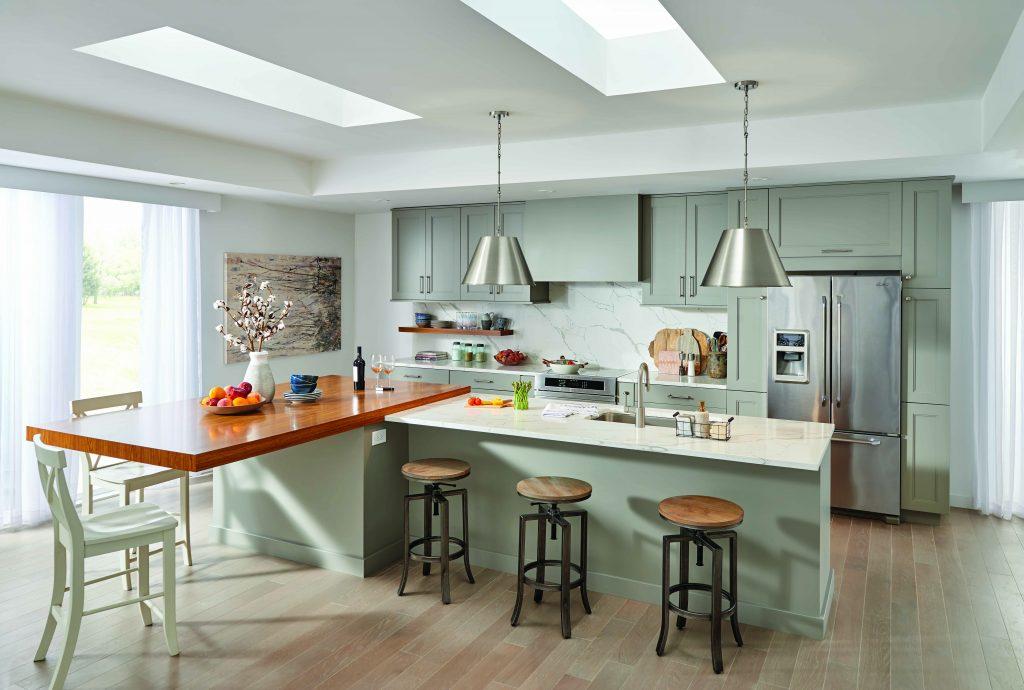 Vista Frameless Cabinetry