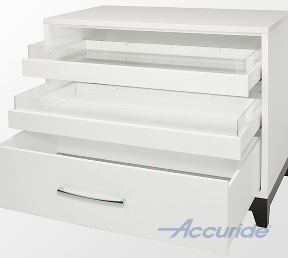 Heavy-Duty Drawer Slide