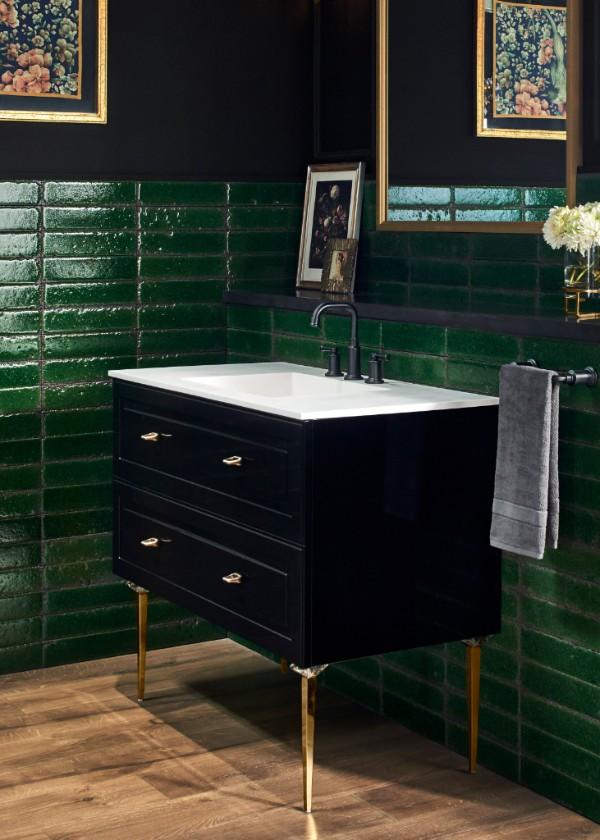 Elegant Vanity Design