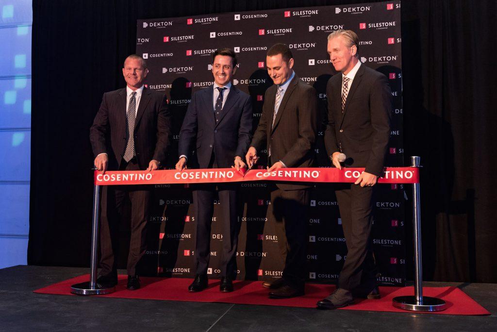 Opening of New Cosentino Center in Utah