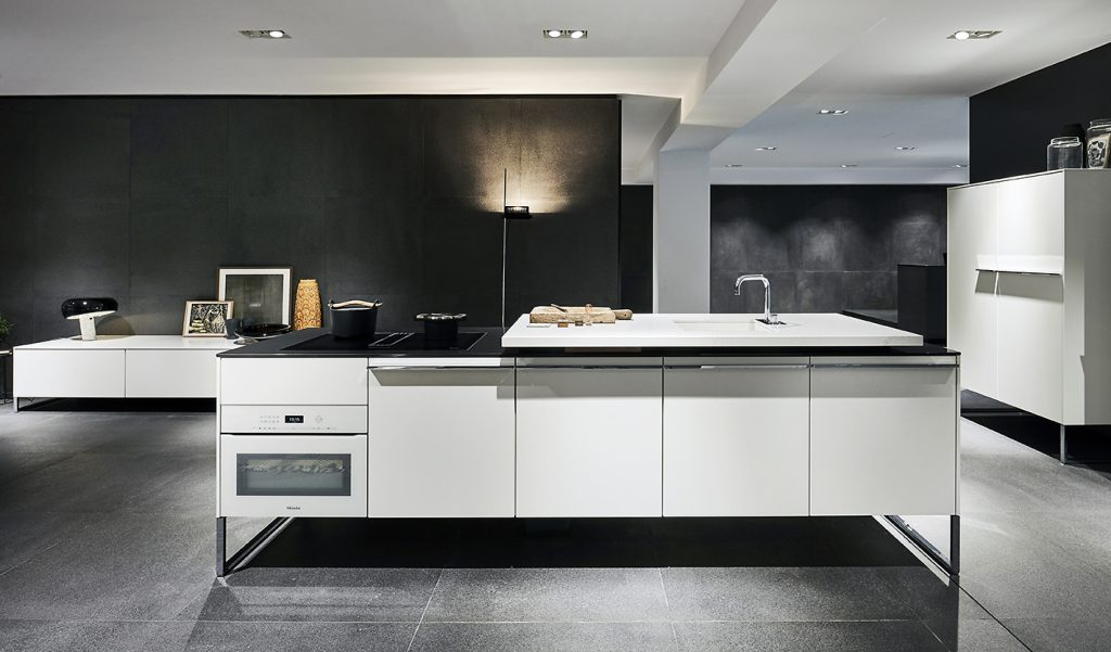 Freedom from defined kitchen workspaces