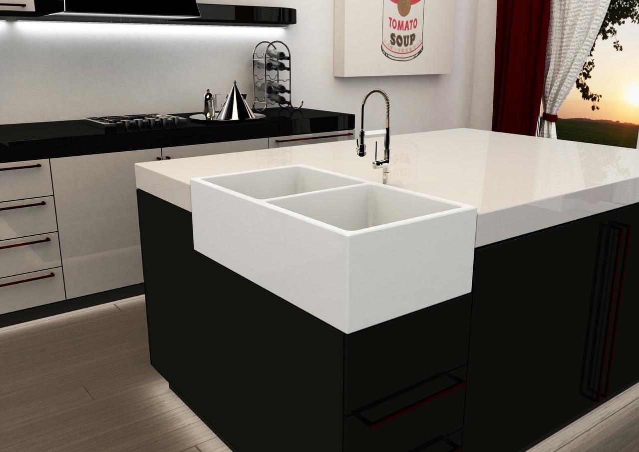 Corner Sink For Kitchen Islands Remodeling Industry News Qualified Remodeler