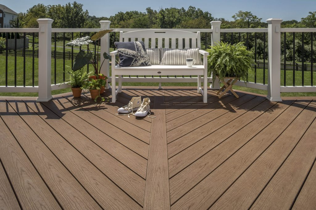 Redesigned, expanded decking collection