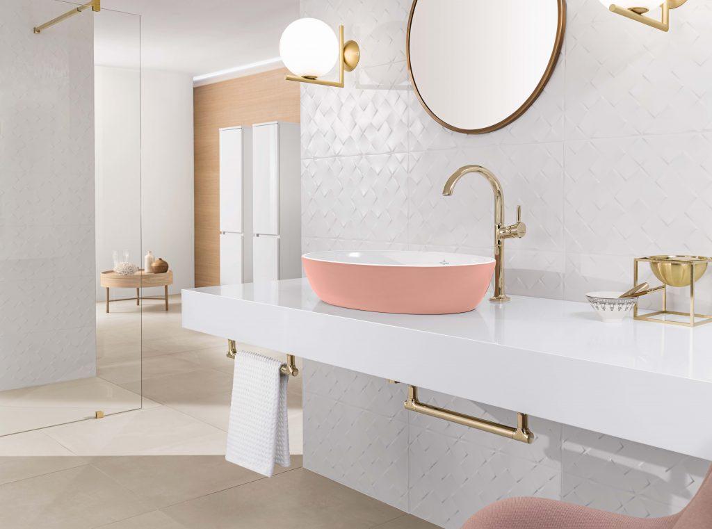 Colored Bath Sinks