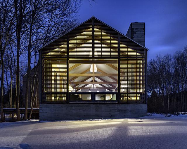 Case Study: Clinton Corners Residence by Lake/Flato Architects