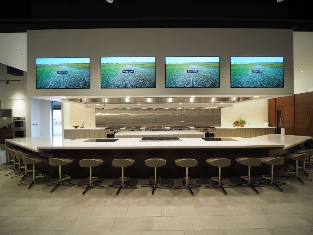LG Opens Napa Valley Experience & Design Center