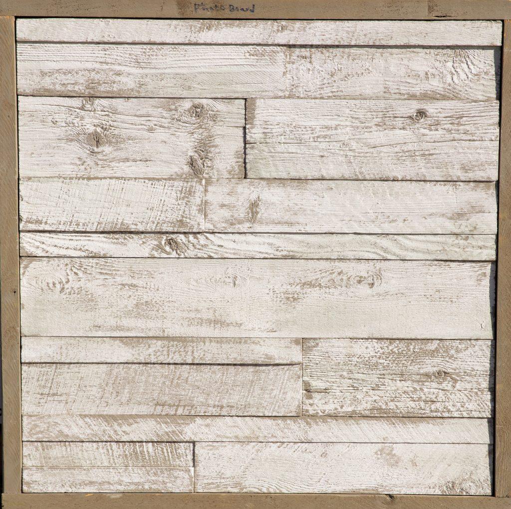 Veneer achieves character of barn wood
