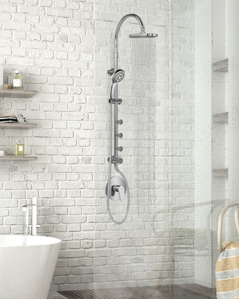 Riviera Rain Shower System