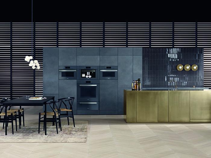 Graphite Grey Glass Appliance Line