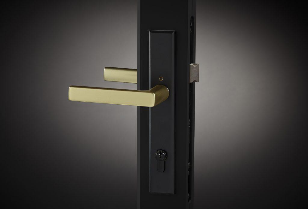 Hardware options complement door, window collection