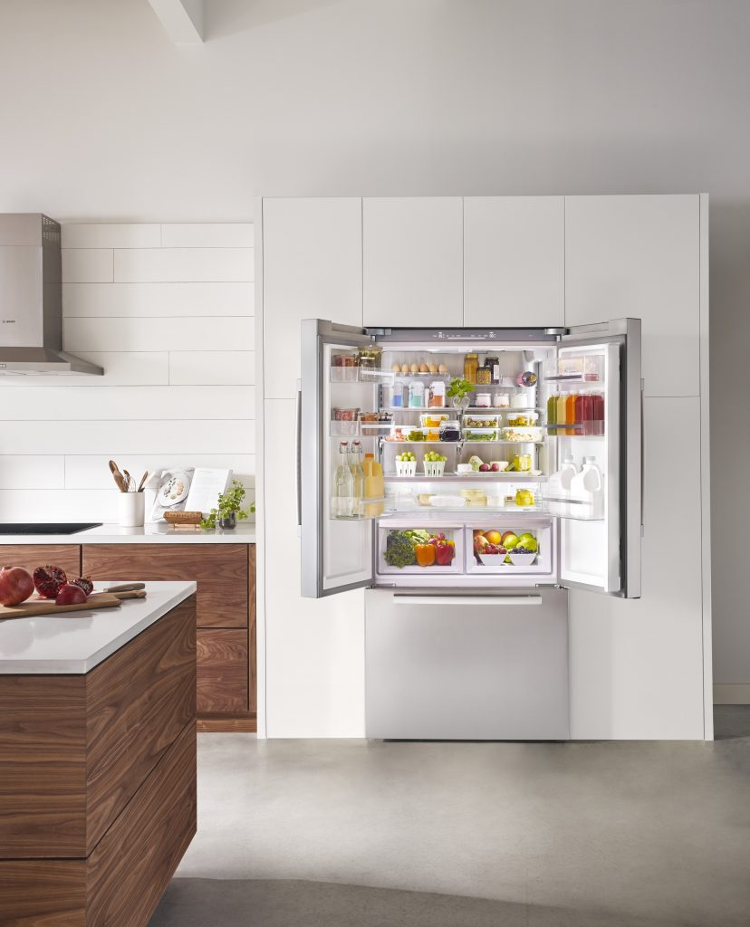 French Door Connected Refrigerator Collection