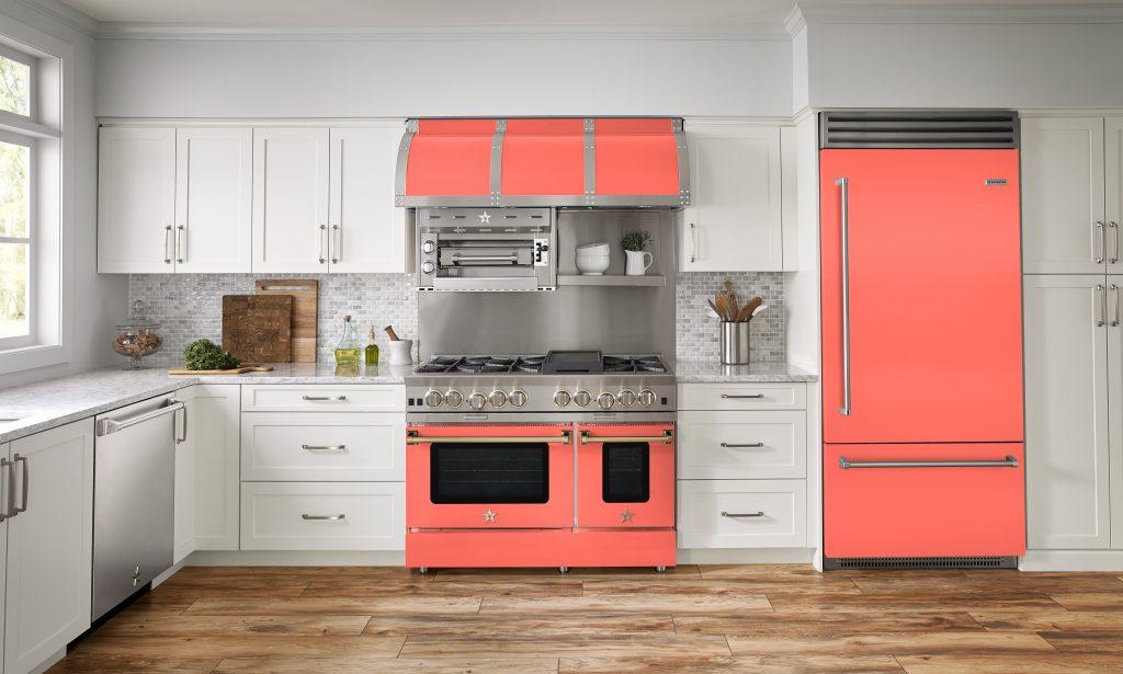 Coral Kitchen Appliances