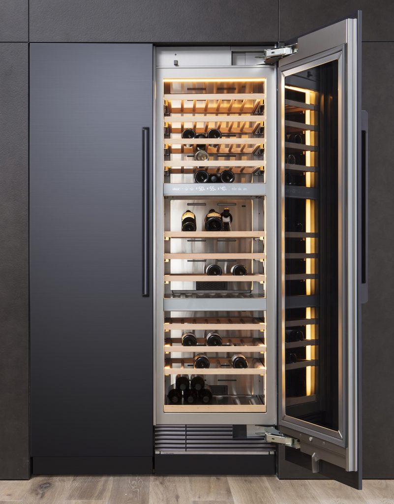 Smart Full-Sized Wine Refrigeration