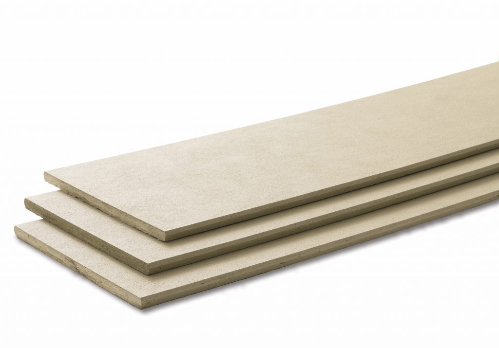 Smooth finish introduction for siding, trim