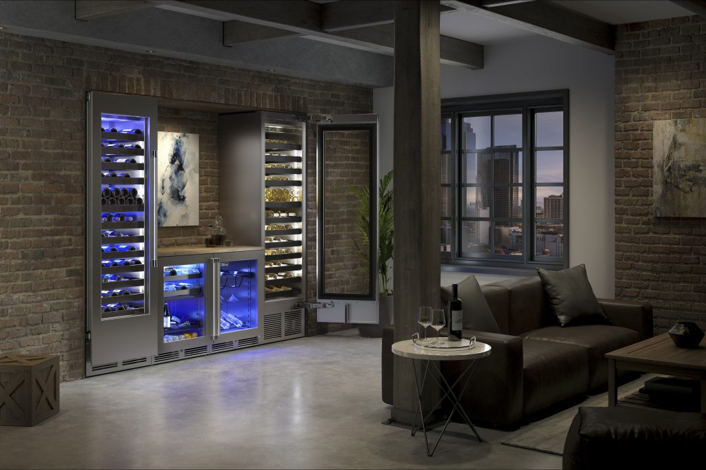 Commercial-quality wine reserves