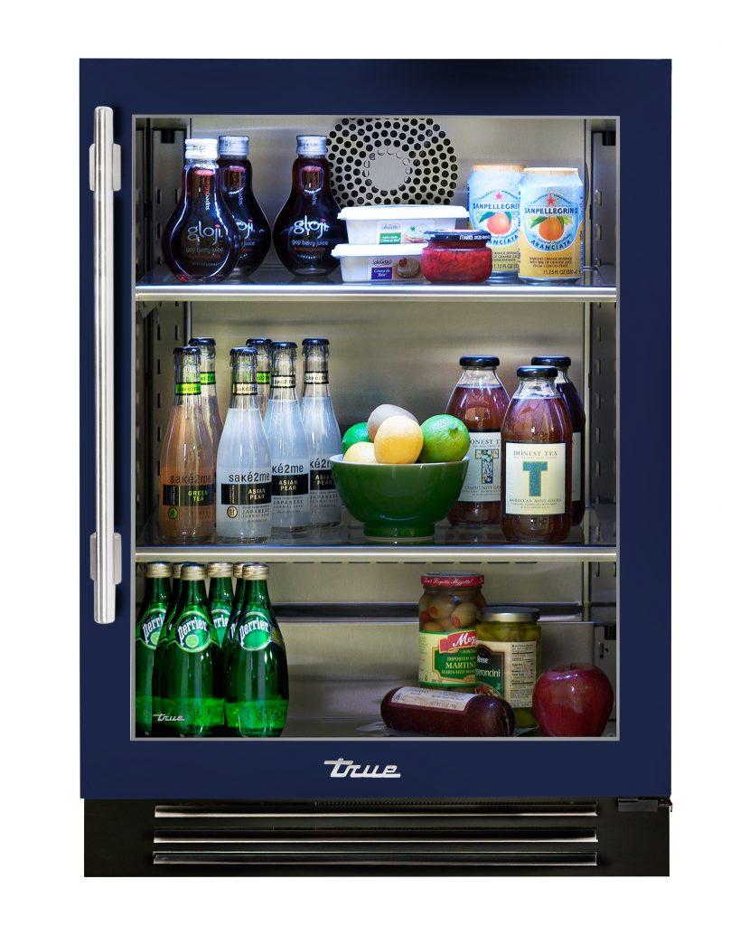 Custom Color Undercounter Refrigerators