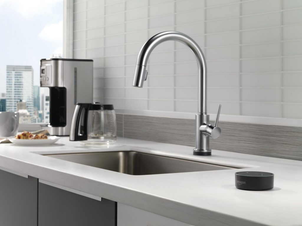 Voice-Activated-Faucet-Technology