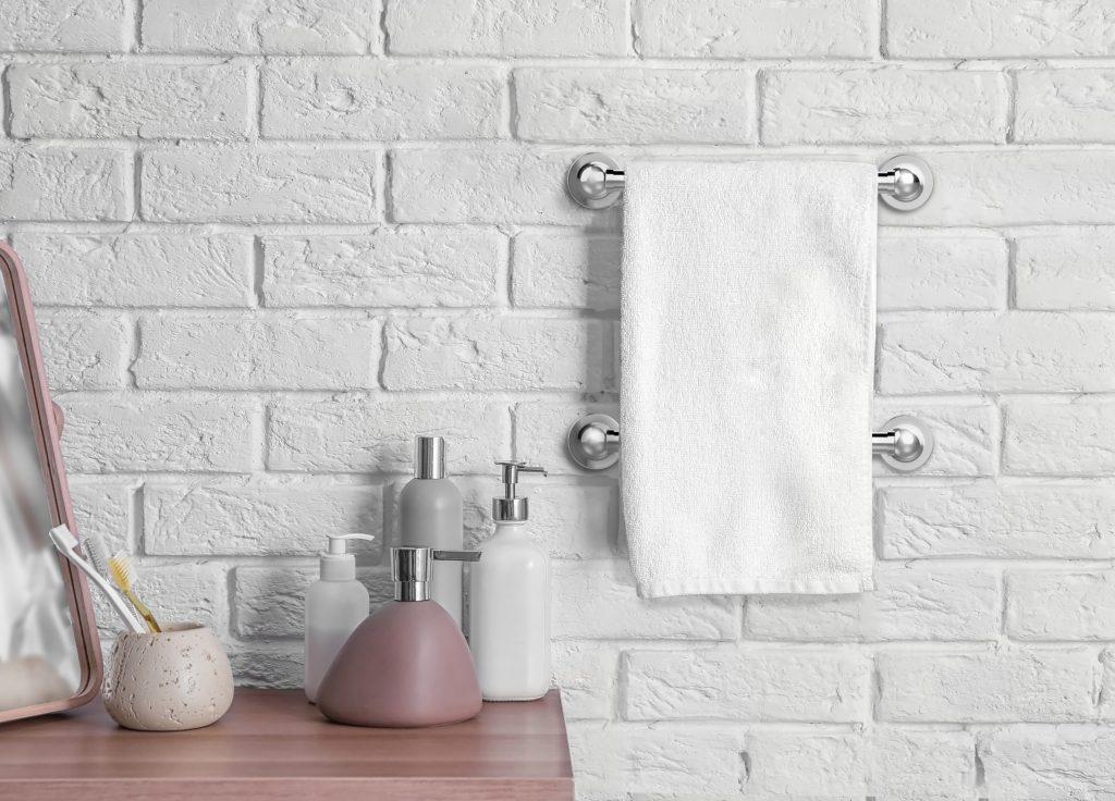 Single Rail Towel Warmers