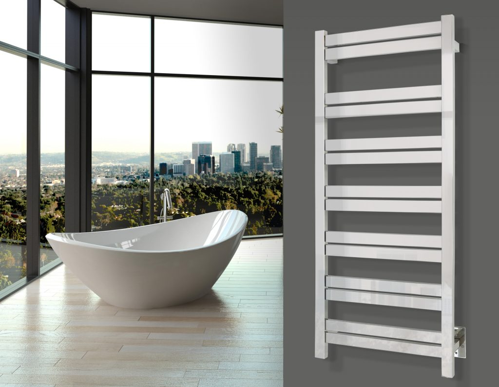 Wall-Mounted Towel Warmers
