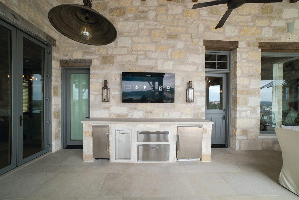 Heart Of The Outdoors Kitchen Bath Design News