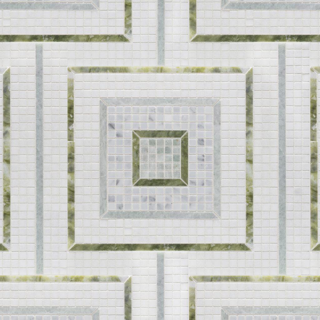 Manhattan Style Mosaics