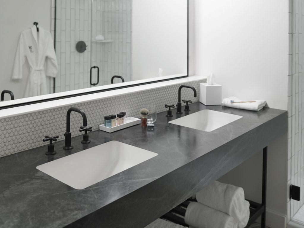 Undermounted Vanity Sinks