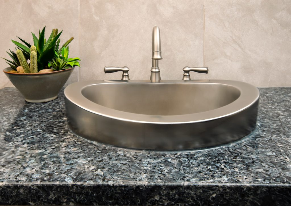 Stainless Bath Sink