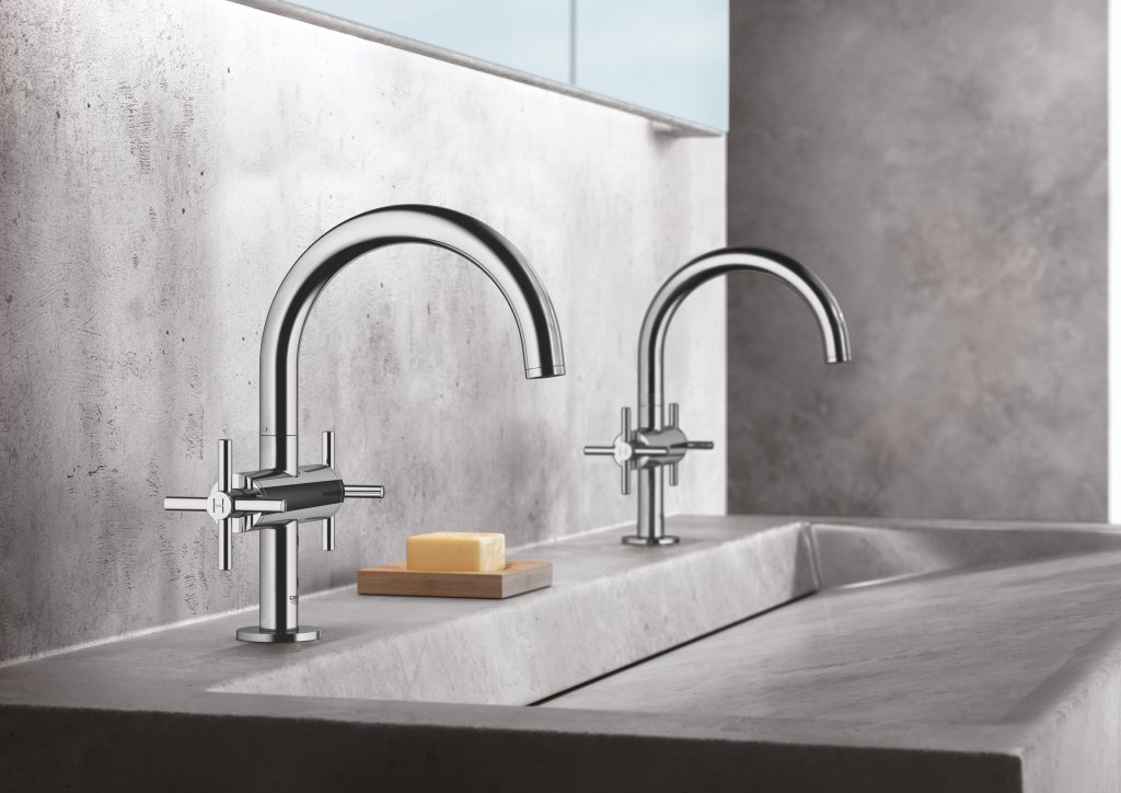 Atrio Bath Faucet Collection