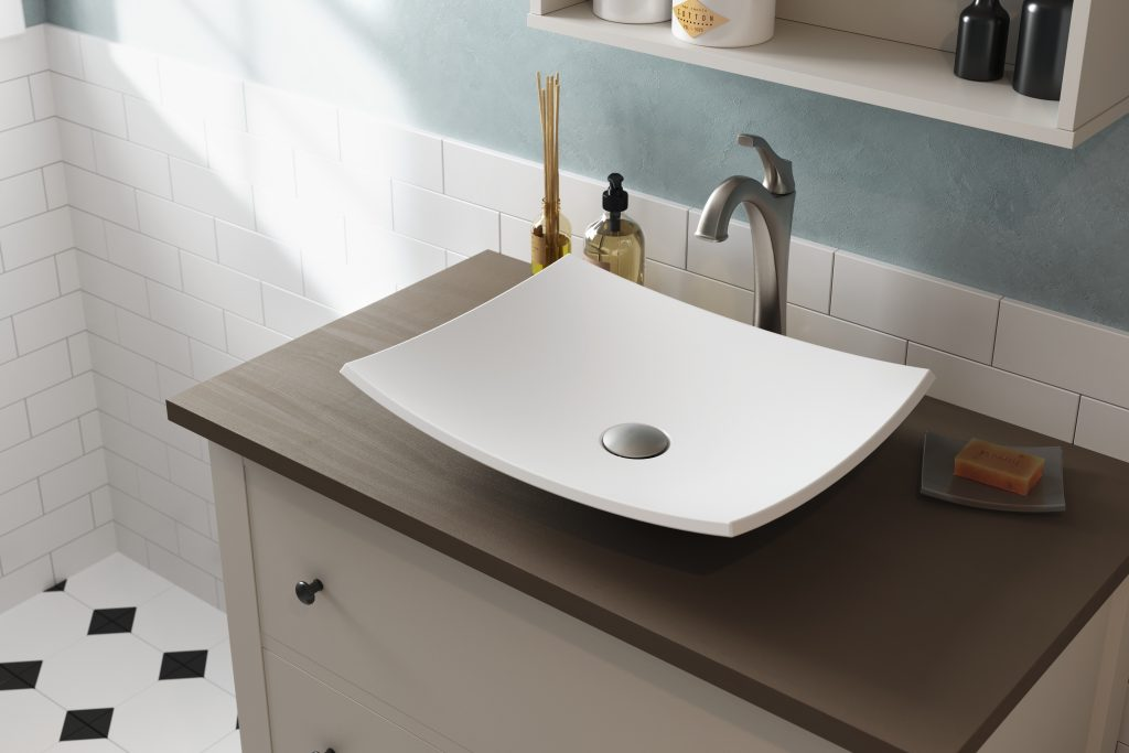Natura Composite Bath Sinks