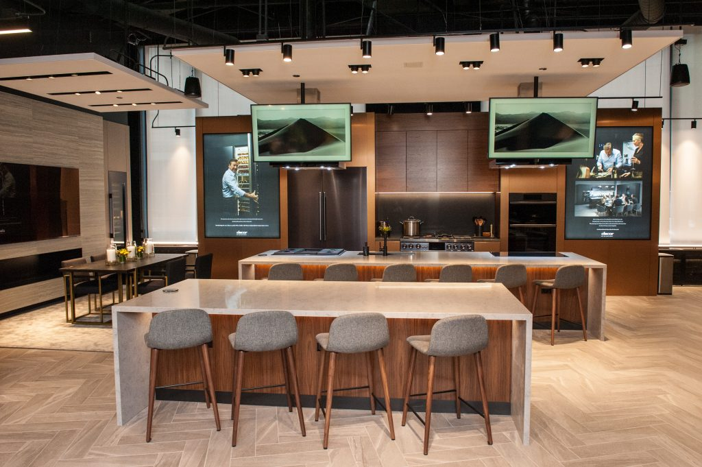 Dacor Opens New Chicago Showroom
