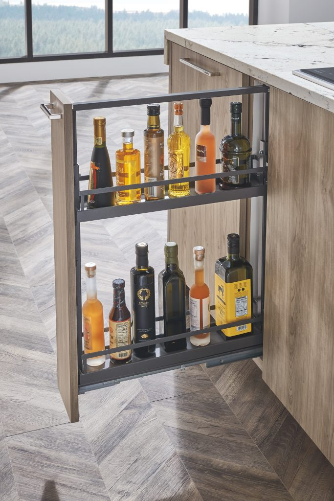 Full-Access Cabinetry Solutions