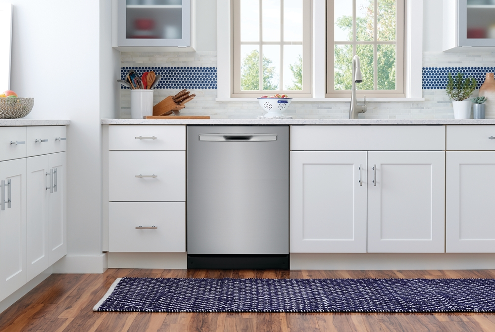 Dishwasher focuses on cleaning, drying