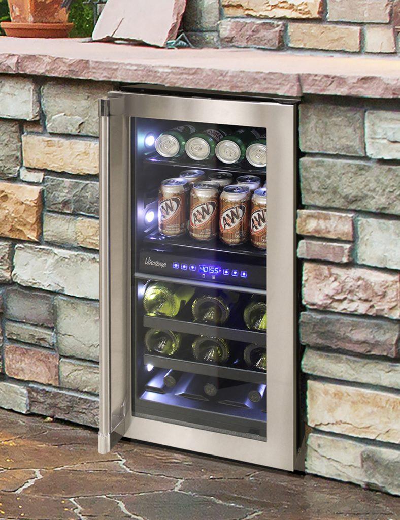 Outdoor Beverage Coolers