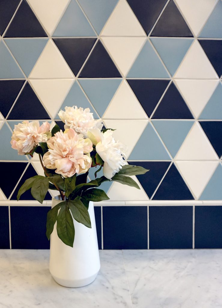 Countless combinations from porcelain tile collection