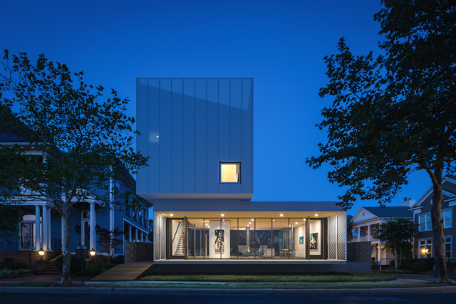 Call for Projects: Urban Custom Homes
