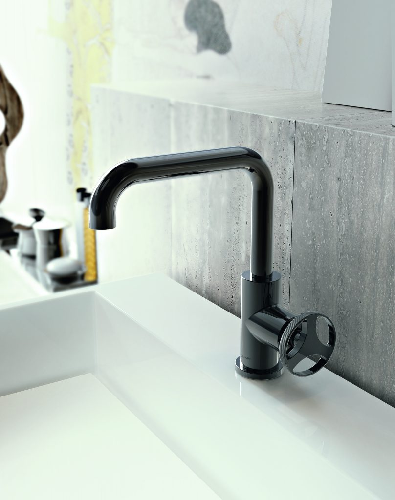 Motorcycles Influence Faucet Design