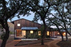 Case Study: Camp Frio by Tim Cuppett Architects