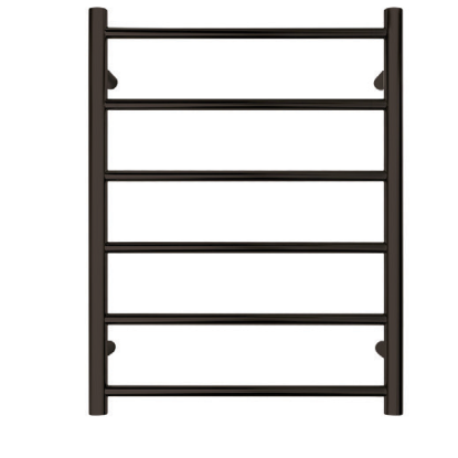 Towel warmer now available in matte black finish