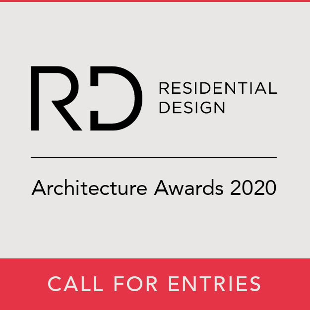 Registration Is Open Now: The 2020 Residential Design Architecture Awards
