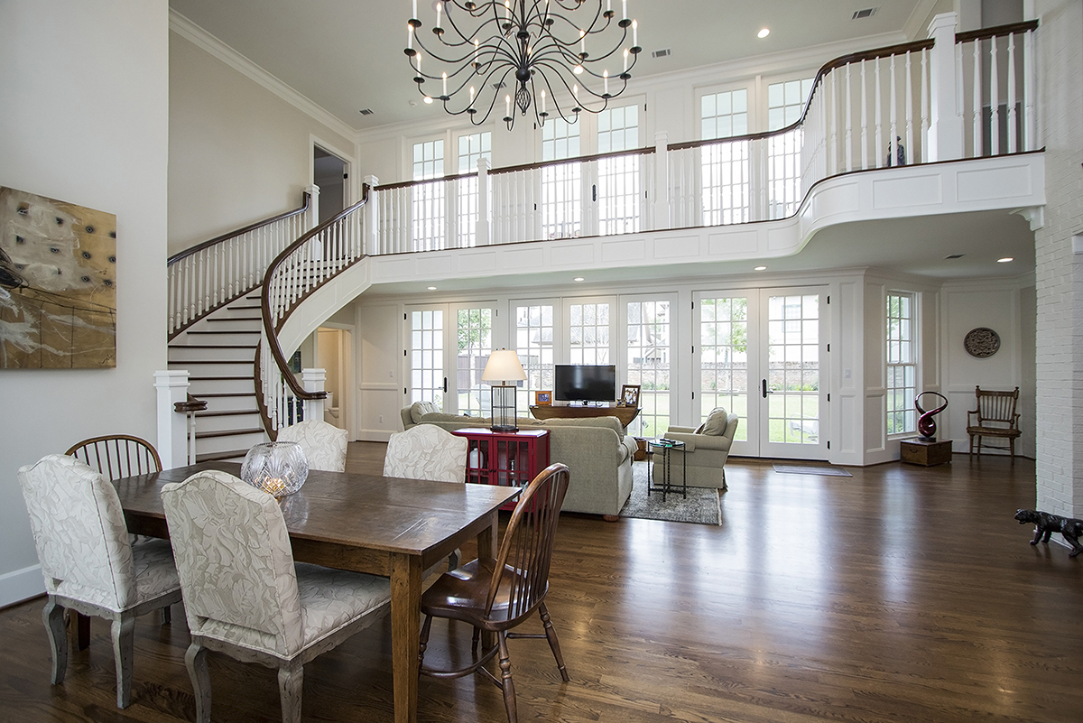 Magnificent Two Story Addition