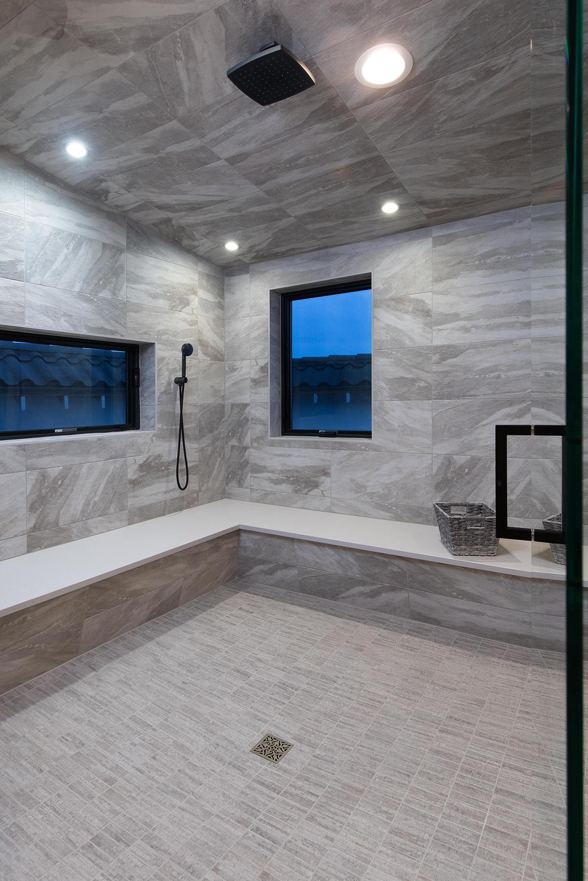Zen Master Bathroom