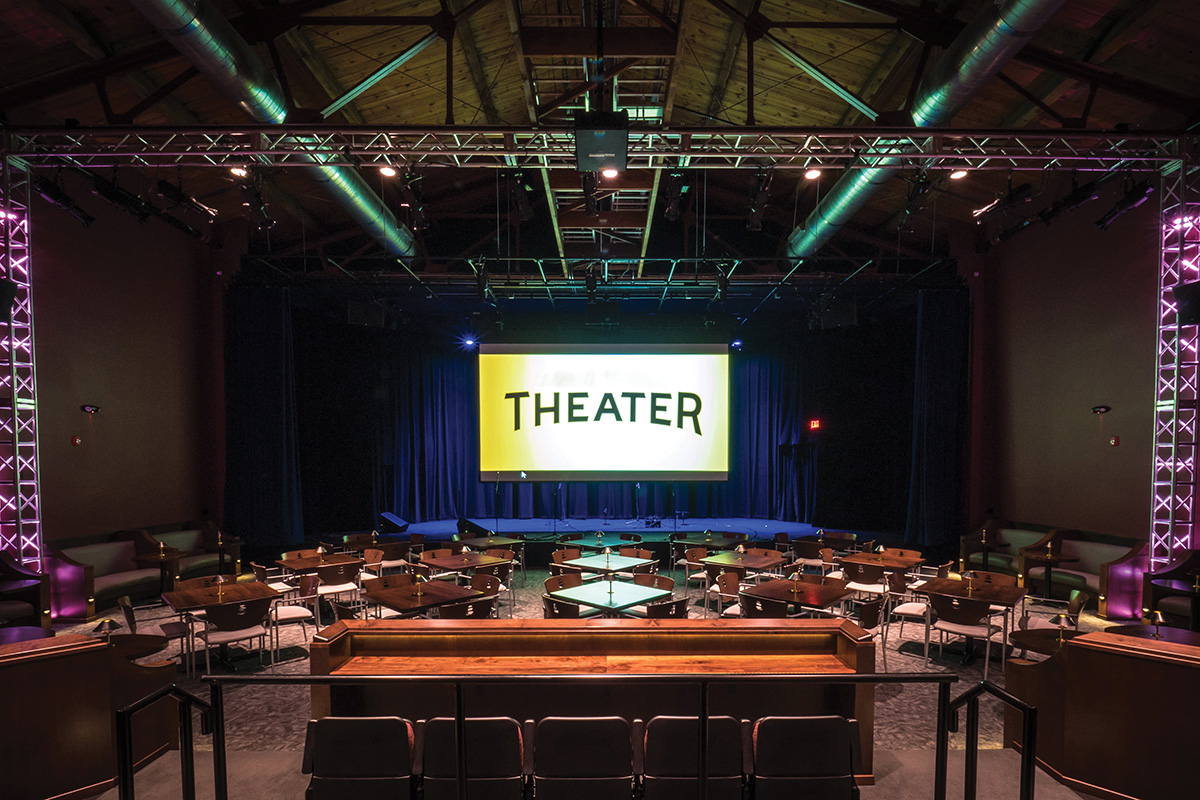 Big Changes for a Small Town Theater